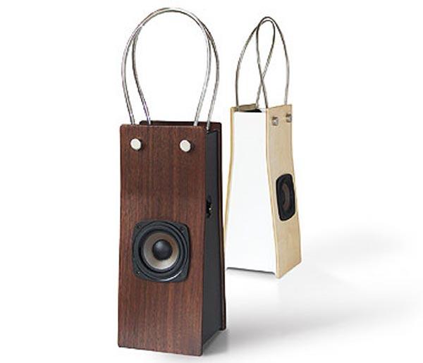 Аудиосумка для iPod