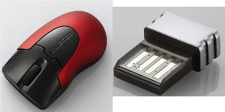 Elecon M-PGDL Series – компактная беспроводная мышь для ноутбуков