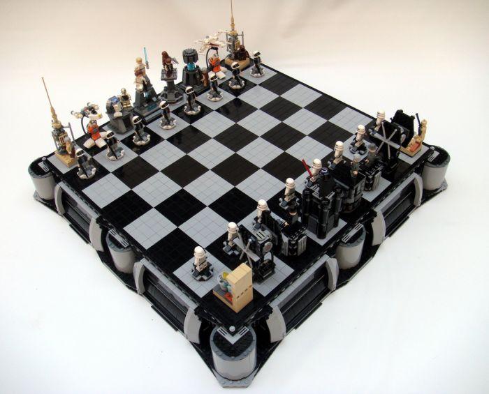 Шахматы звездные войны 52 фото
