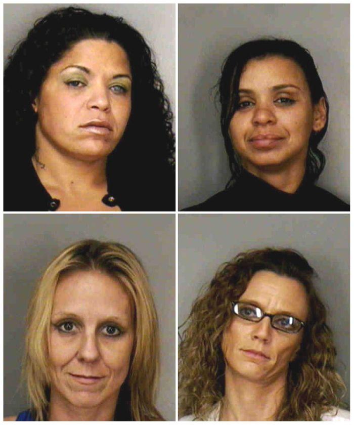 картинках американские проститутки в