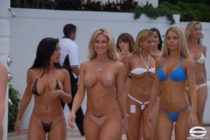 Corina Bikini Contest Porn