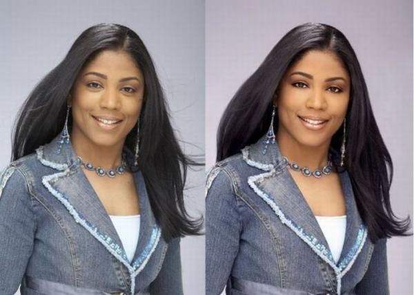До и после фотошопа 17 фото