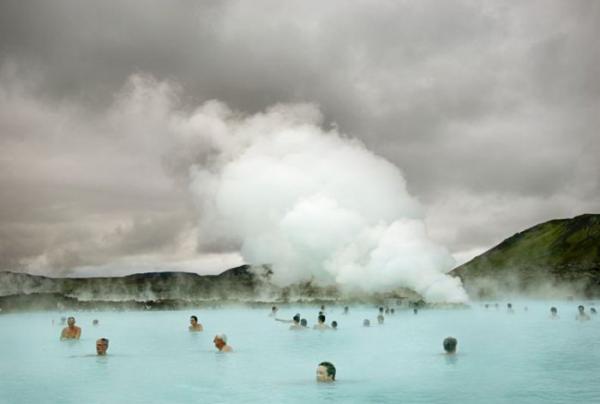 В Исландии на молочной реке (20 фото)