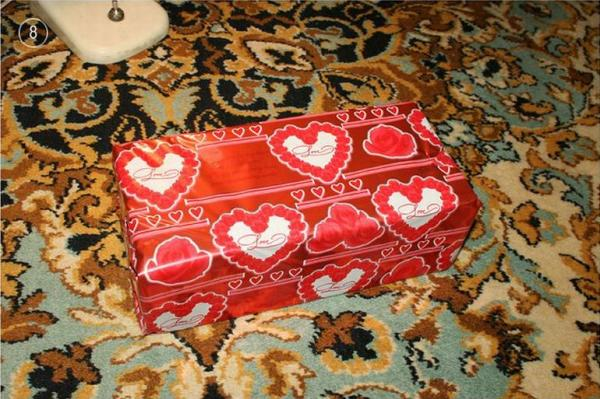 Оригинальный подарочек на свадьбу (9 фото)