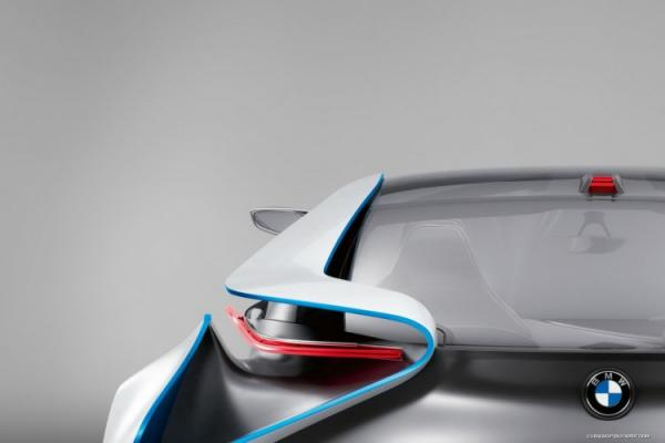 BMW Vision EfficientDynamics Concept (21 фото)