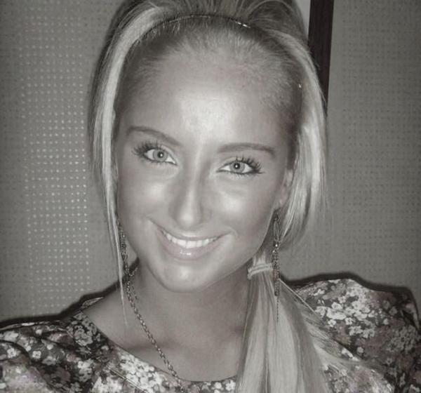Любительские фотографии одной блондинки (28 фото)