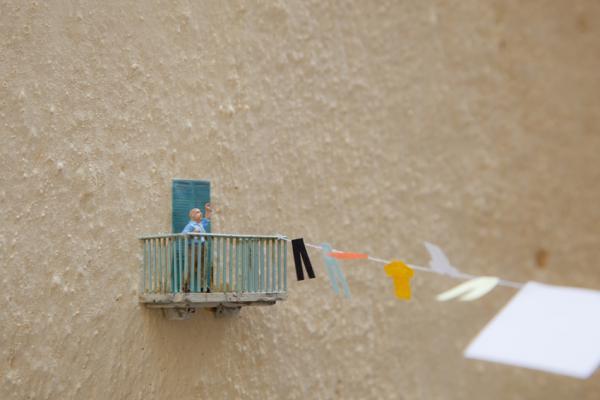 Как живут маленькие люди (13 фото)
