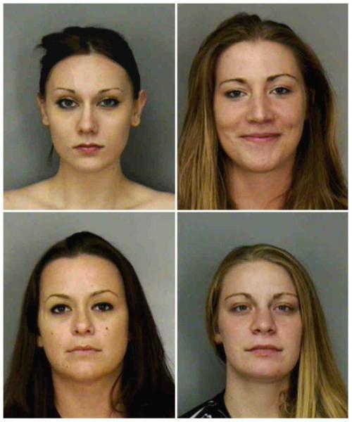 Очередные американские проститутки (7 картинок, 28 фото)