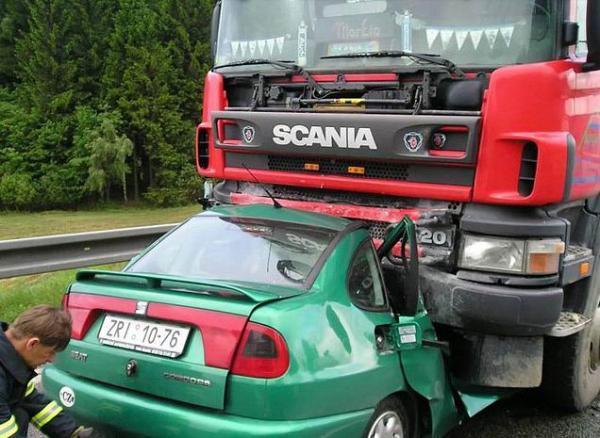 Подборка жестких аварий (19 фото)