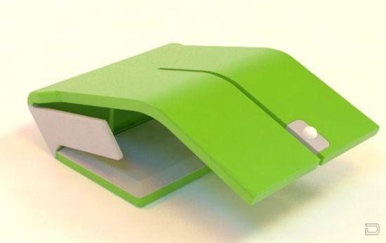 Demat Mouse: концепт облегченной компьютерной мыши