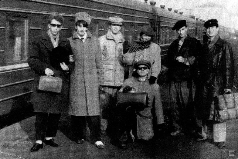 Неформалы, 80-е годы в СССР (50 фото)