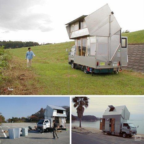 Дом на колесах (5 фото)