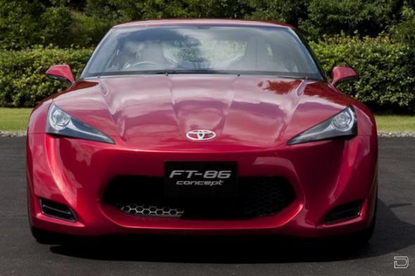 Совместный спорткар от Toyota и Subaru