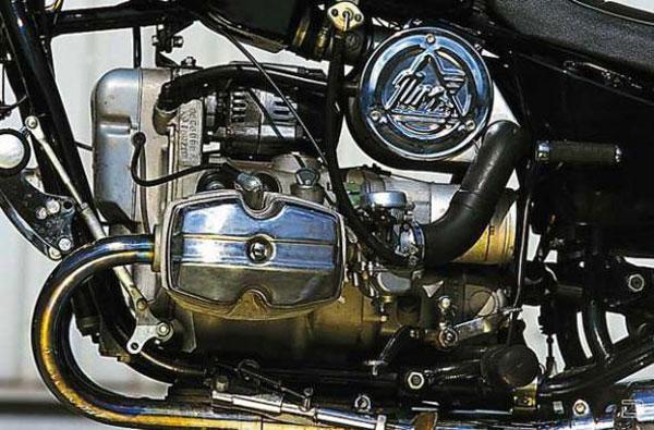 вилка с дисковым тормозом на мотоцикл урал: