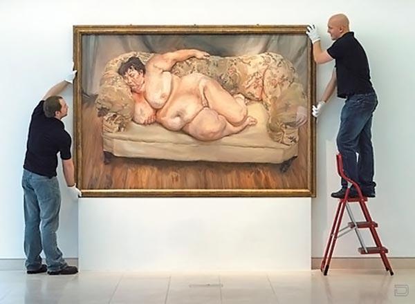 Интересные факты из области изобразительного искусства