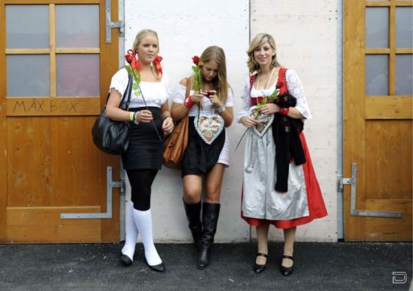 Очередной Октоберфест 2009 (21 фото)