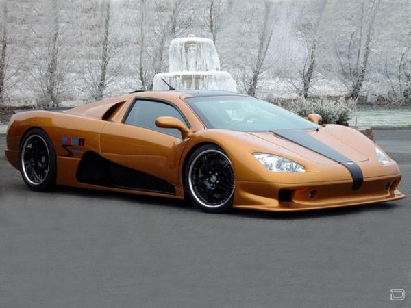 Самые быстрые автомобили мира (10 фото)