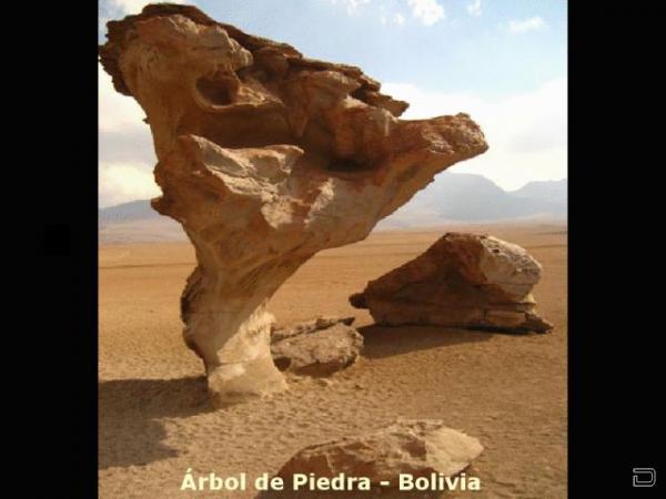 Необычные скалы и камни (36 фото)