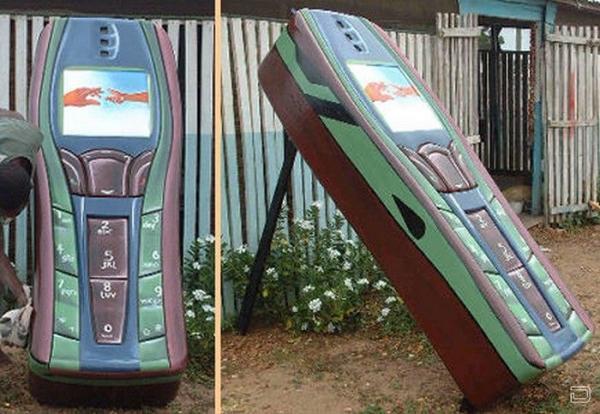 Гробы в Гане (51 фото)