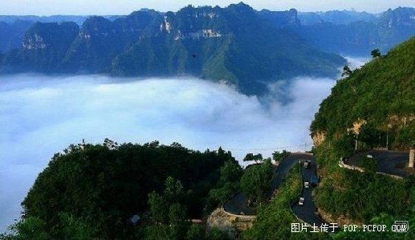 Китайская федеральная трасса 319 (14 фото)