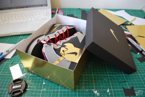 Необычные кроссовки Nike (8 фото)