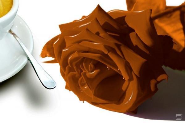 Шоколадная сказка (34 фото)