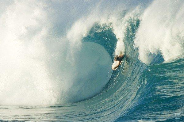 Волны... Фотограф Chuck Babbitt (35 фото)