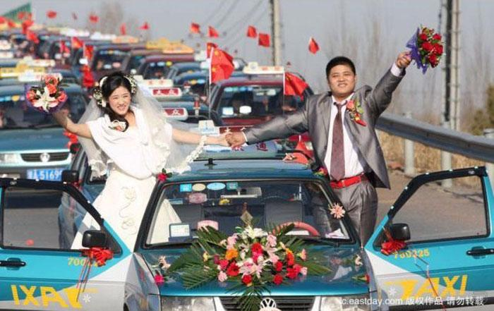 Если свадьба у таксиста 8 фото