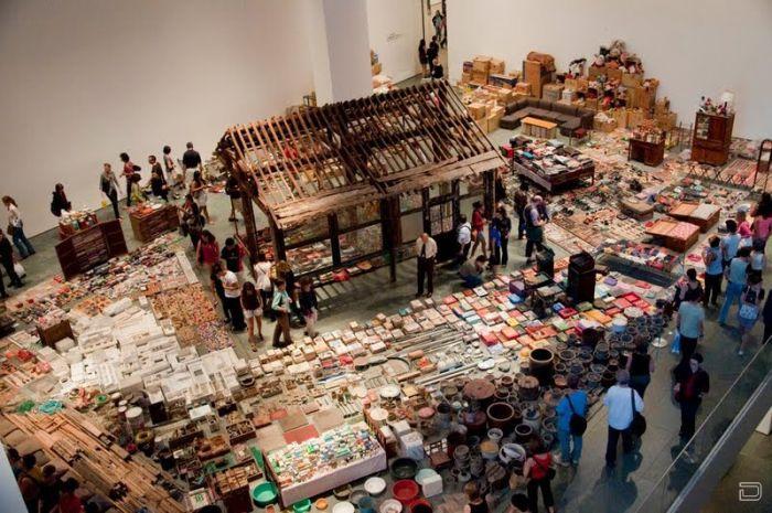 Интересная выставка (34 фото)