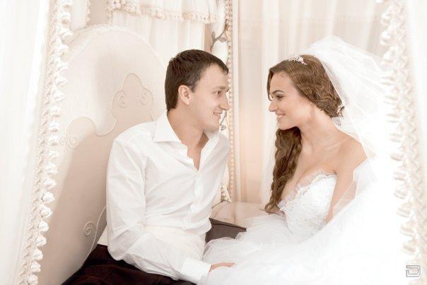 Свадебные фотографии Алены Водонаевой (6 фото)