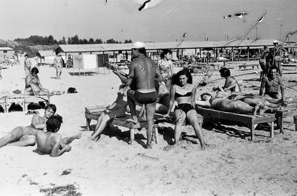 Советское любительское фото