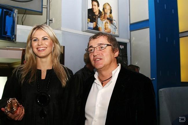 Дибров отметил 50-летие с женой и гостями (6 фото)