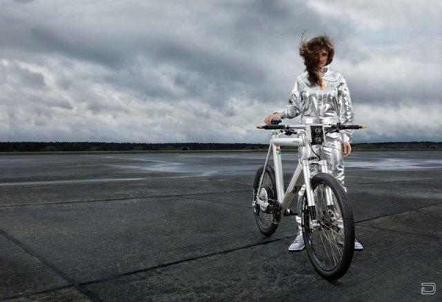 Электровелосипед Grace (13 фото)