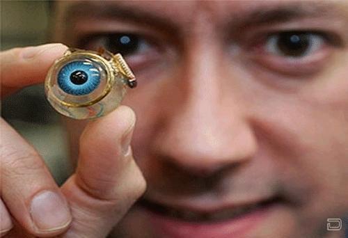 Разработали микрочип, способный вернуть зрение