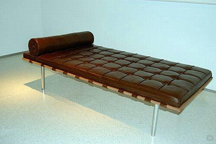 Вкусная кровать (3 фото)