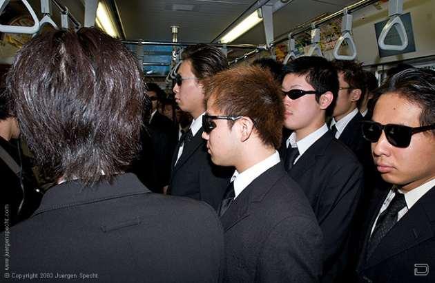Флэшмоб в Токио (24 фото)