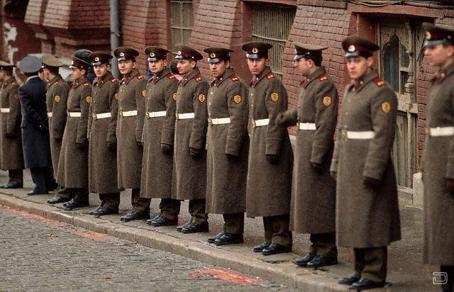 Советская Москва (24 фото)