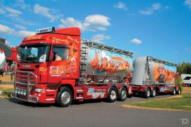 Шоу грузовиков