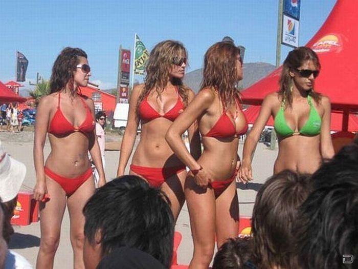Прекрасные девушки из Чили (76 фото)