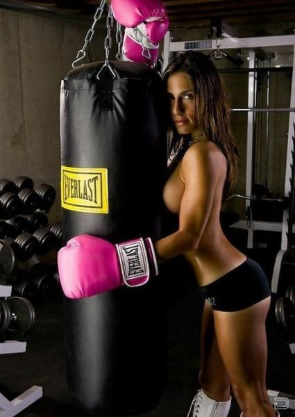 Красивый бокс!