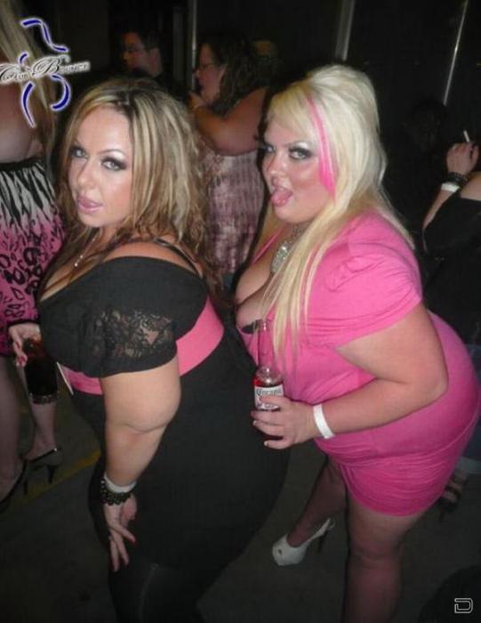 Ночные клубы для толстяков стали новым хитом США