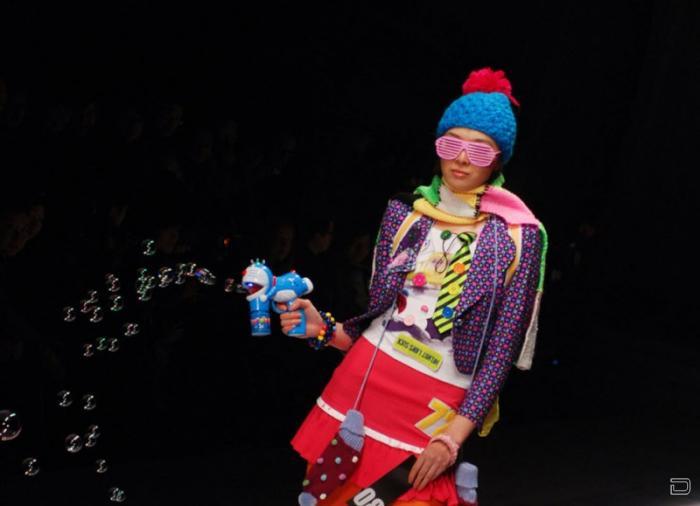 Разноцветные недели моды по всему миру
