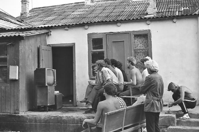 Несколько кадров из советского прошлого (22 фото)