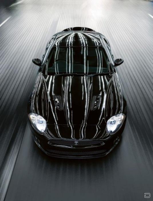 Новые роскошные автомобили Jaguar 2010 года