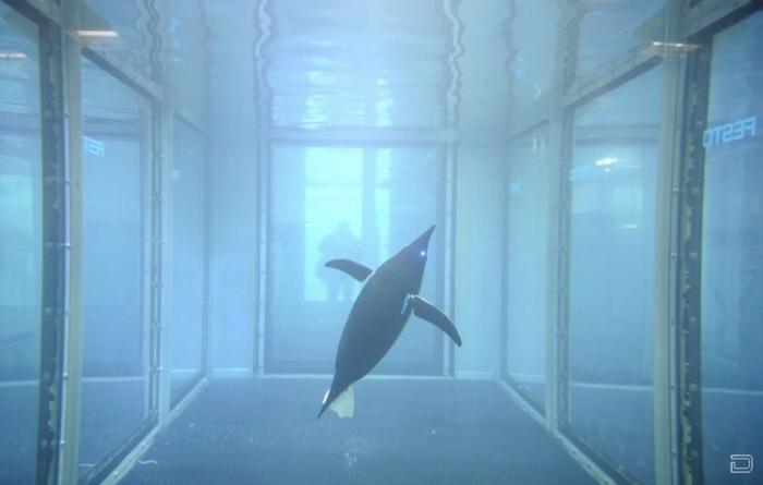 Bionic Robot, Aqua Penguin