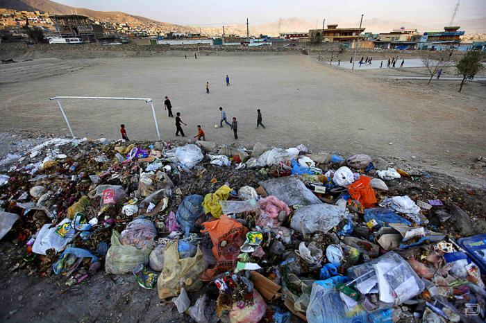 Великолепные фотографии со спортивных площадок всего мира (28 фото)