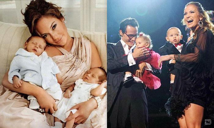 Кто из знаменитостей стал мамой ближе к сорока