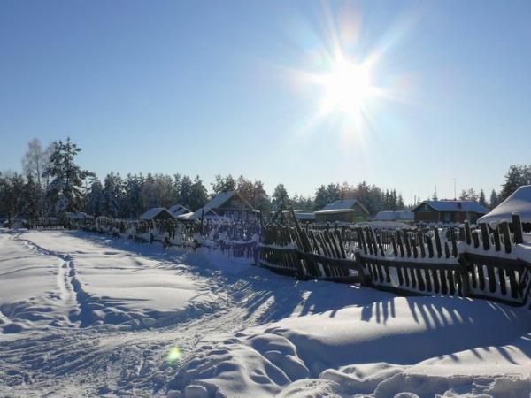 Сегодня первый день зимы!