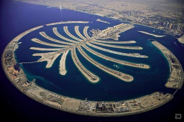 Красивые аэрофотосъемки из разных уголков мира (59 фото)