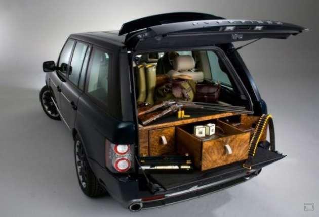 OVERFINCH - авто VIP-класса